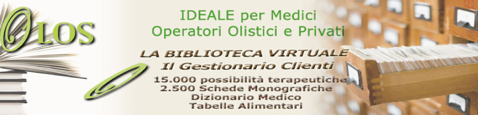 Il database on-line ideale per il Naturopata